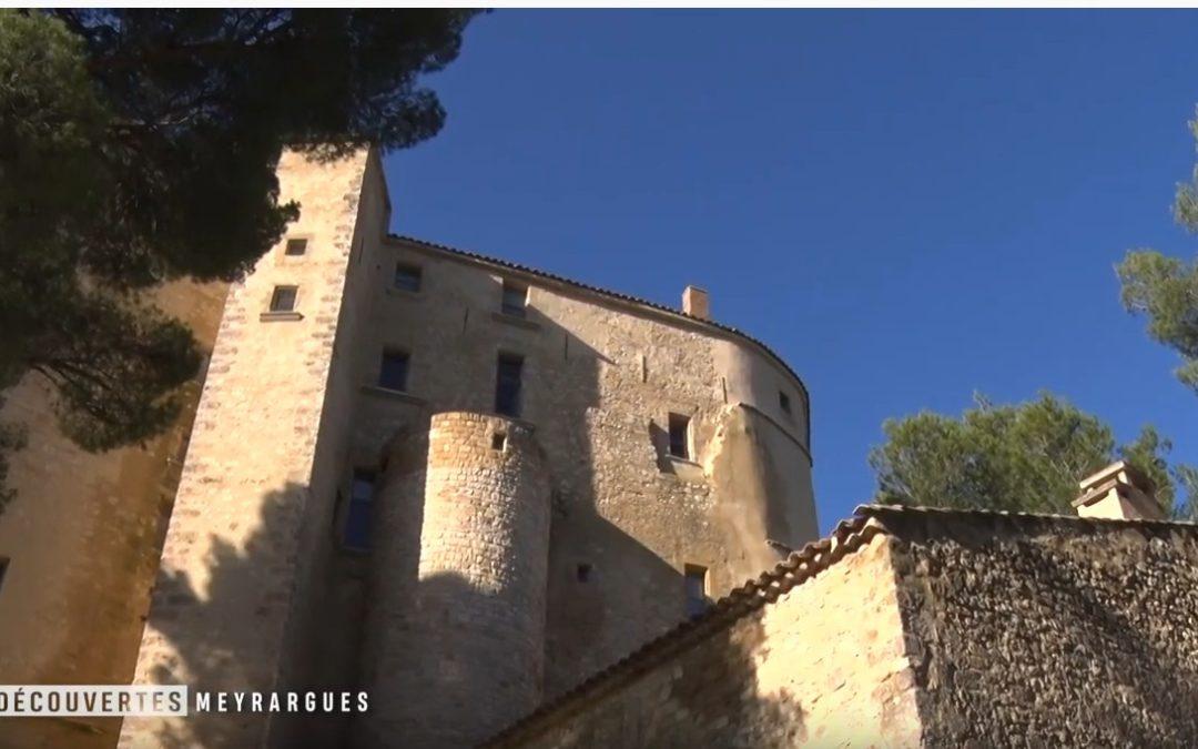 Une émission sur Meyrargues et son patrimoine avec Secrets d'ici