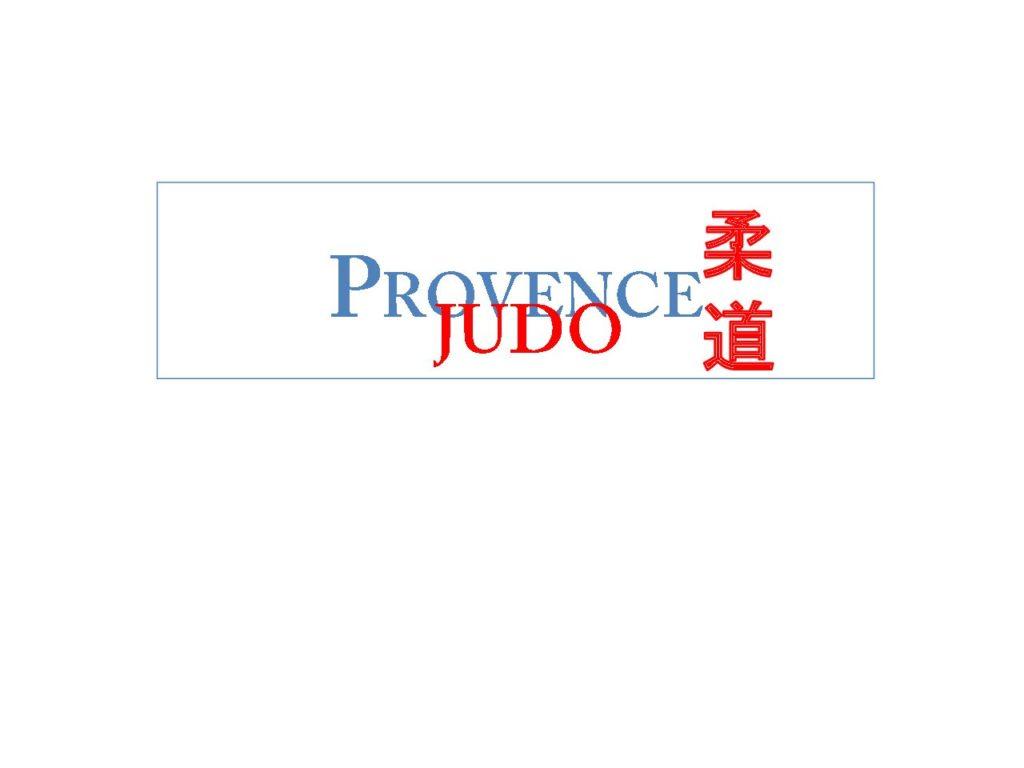 Judo Club Meyrargues