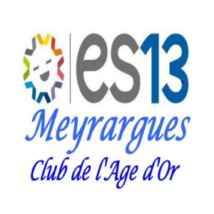 ES 13 MEYRARGUES  - Club de l'Age d'Or -