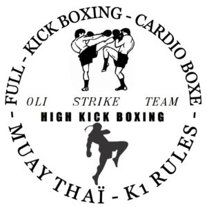 HIGH KICK BOXING