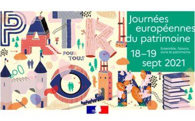 Visite pour les journées du patrimoine à Meyrargues le 19 septembre